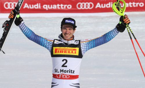 Neureuther wm dsv alpin moritz