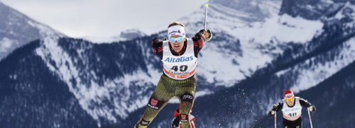 Biathlon canmore Weltcup