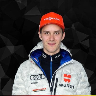 Athlet Stephan Leyhe, Portrait des DSV Sportlers Ski Nationalmannschaft 2019 2020