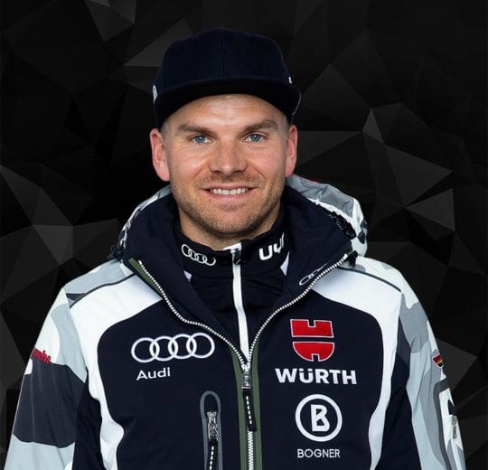 Wintersportler Sander Andreas des DSV Deutscher Skiverband