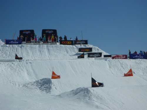Ski Cross Arosa