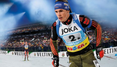 JOKA Biathlon world team challenge auf schalke 2018