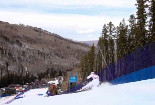 ski alpin in beaver creek im Weltcup 2018/2019