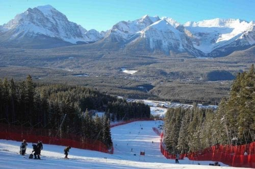 ski alpin Herren Weltcup in lake Louise, kanada