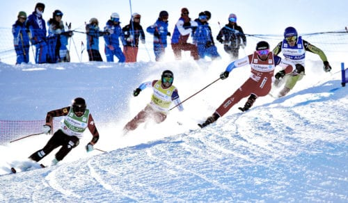 NextGenerationTour Ski Cross 2020